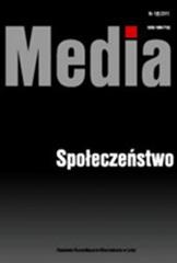 Media Kultura Społeczeństwo